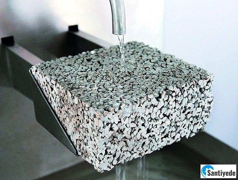 Geçirimli beton nedir