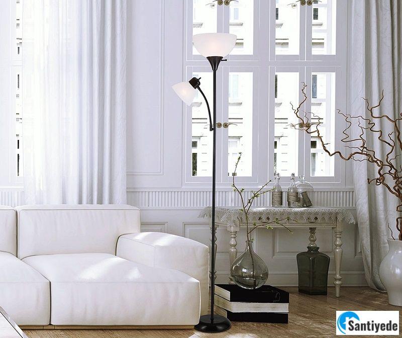 Işık kaynağının duvara veya tavana yansıtılması