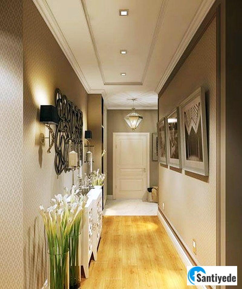 Koridor ve duvar kenarı aydınlatma