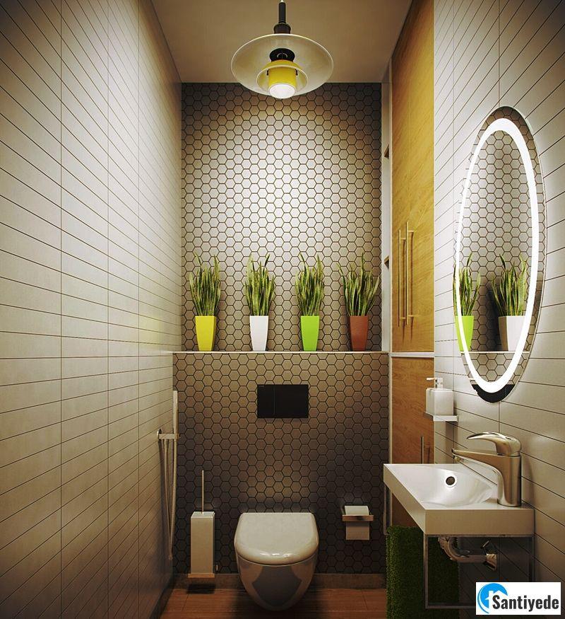 Küçük wc tavanı