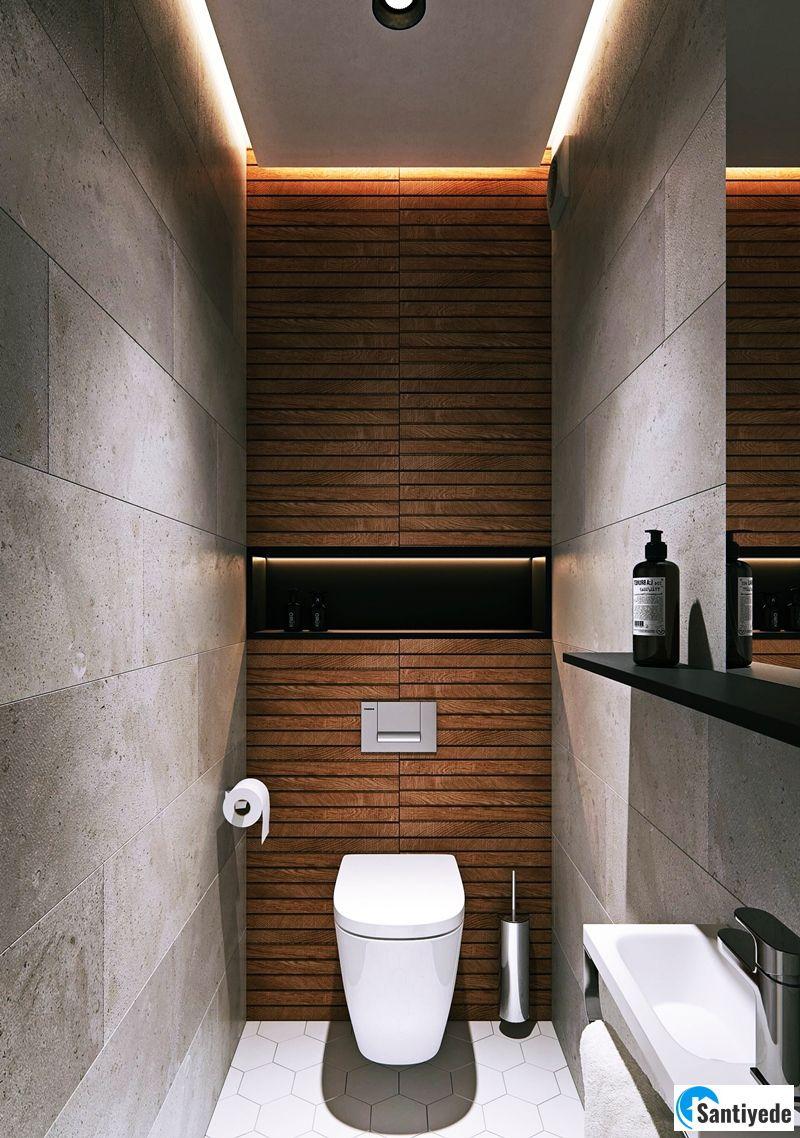 Wc-tuvalet aydınlatma