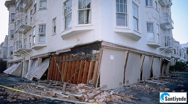 depremde yumuşak kat sorunu