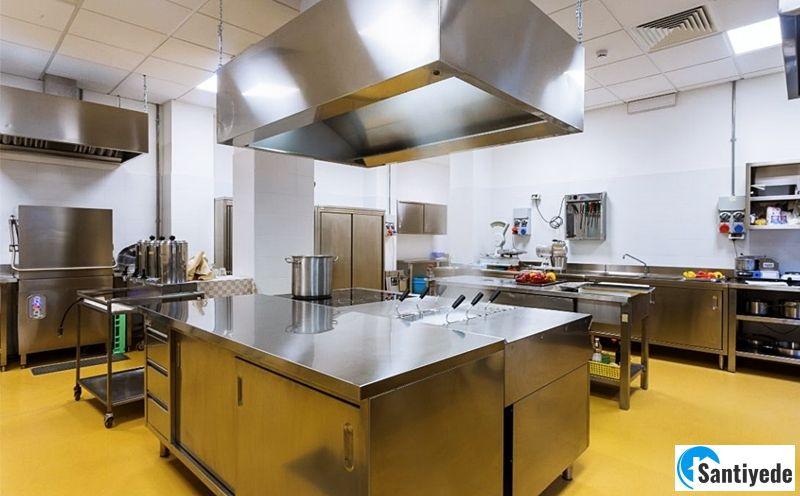 endüstriyel mutfak nasıl olmalıdır