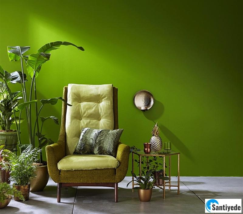 yeşil rengin psikolojik etkileri