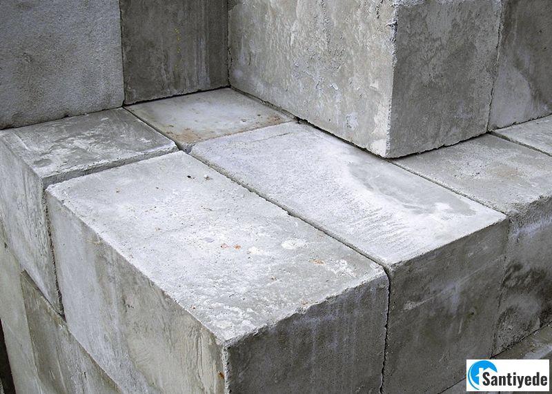 Ağır beton üretimi ve yerleştirilmesi