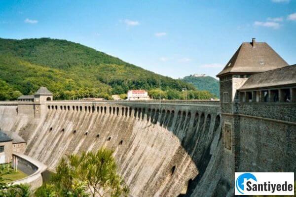 Ağırlık barajları