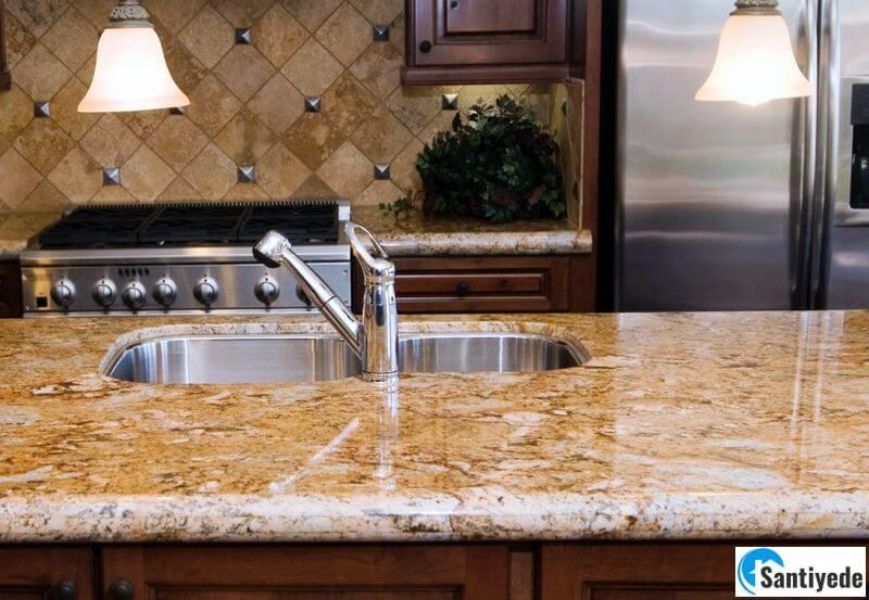 Granit mutfak tezgahı kullanılma nedenleri