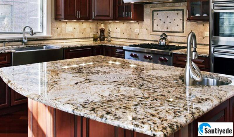 Granit mutfak tezgahları kullanılma sebepleri