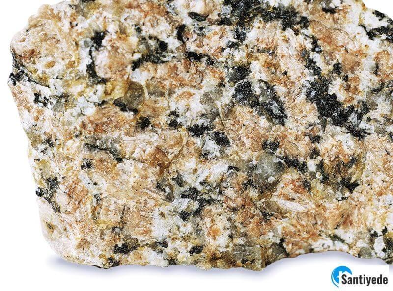 Granit oluşumu