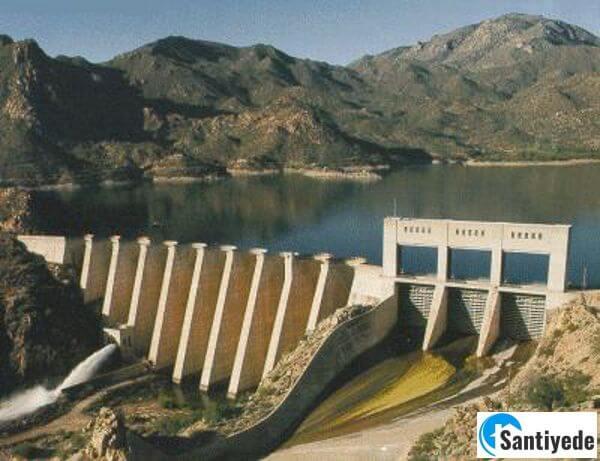 Payandalı ağırlık barajları