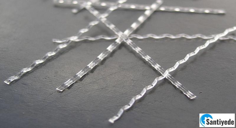 Polimer lifler - lifli beton