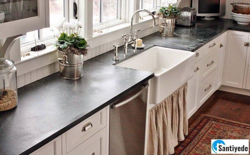 Sabuntaşı mutfak tezgahı çeşitleri