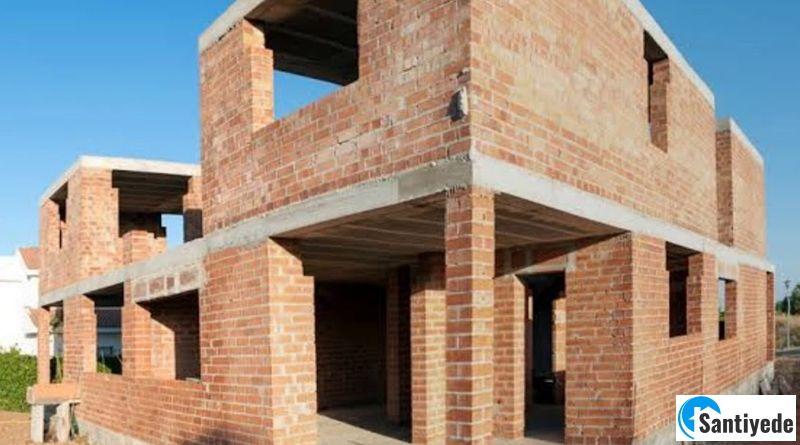 Tuğla yığma bina - yapı