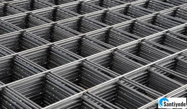 çelik hasır ağırlık tablosu