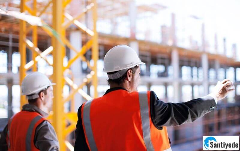inşaat mühendisinin sorumlulukları