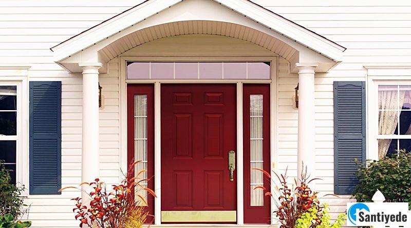 Kapı Üstü Sundurma Modelleri ile Dış Kapılarınızı Göz Alıcı Hale Getirin