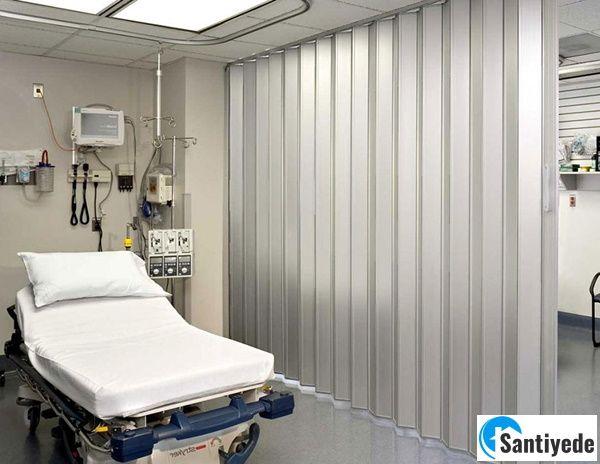 Hastane Akordeon Kapı
