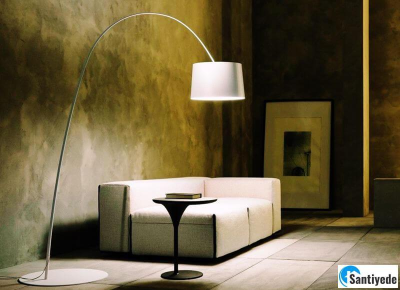 Lambader ile güçlü ışık elde edilmesi