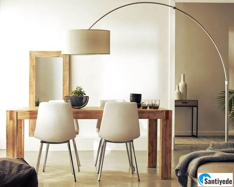 Yemek odası lambader