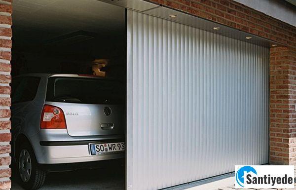 garaj kapısı akerdeon
