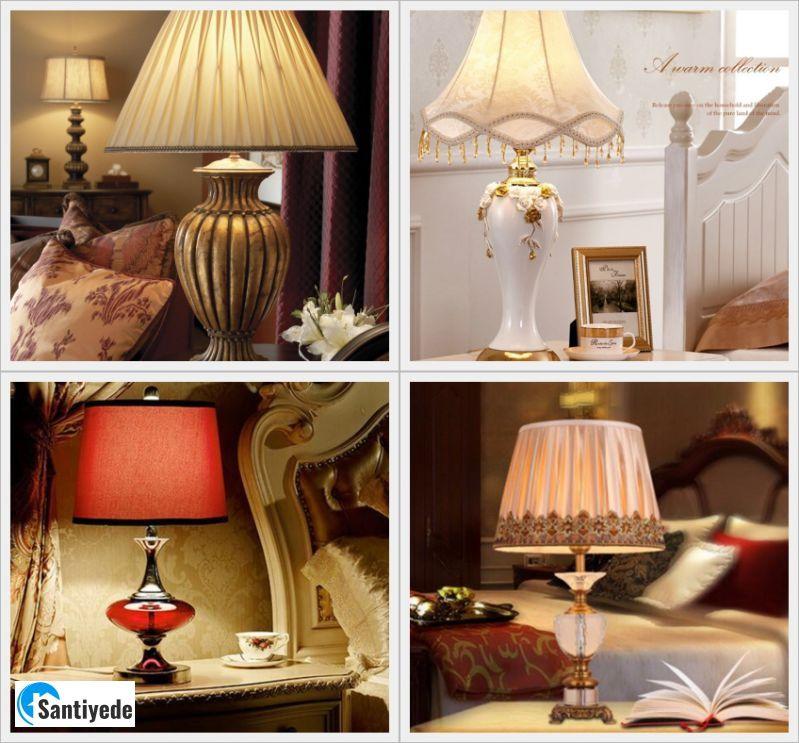 Yatak odası abajur