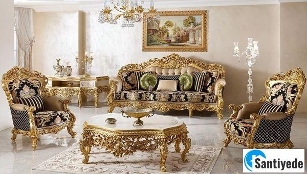 Barok stili aksesuar seçimi