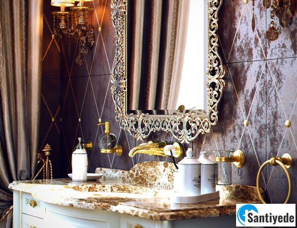 Barok stili banyo