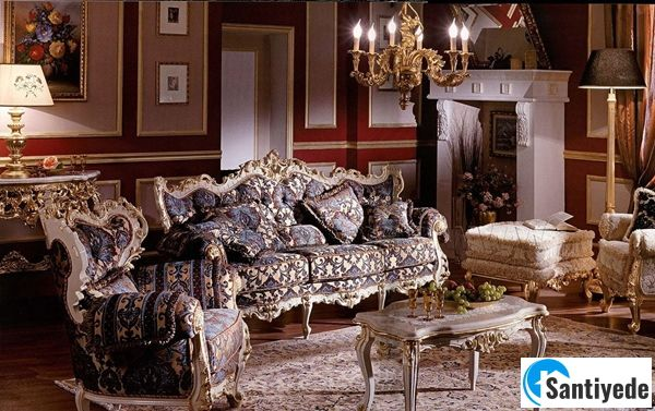 Barok stili dekorasyon