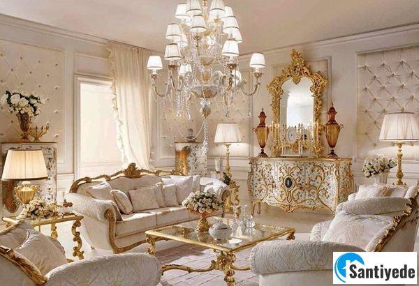 Barok stili mobilya nasıl seçilmeli