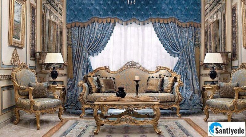 Barok tarzı dekorasyon