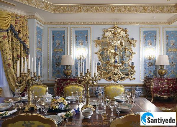 Barok tarzı mobilyalar
