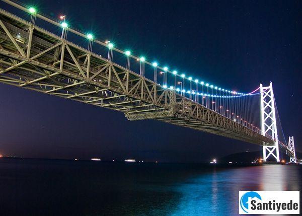 Akashi Kaikyo Asma Köprü